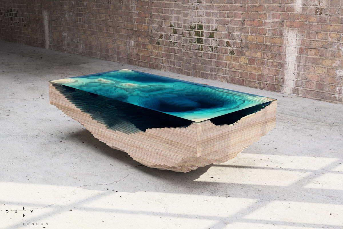 Дизайн стола 4