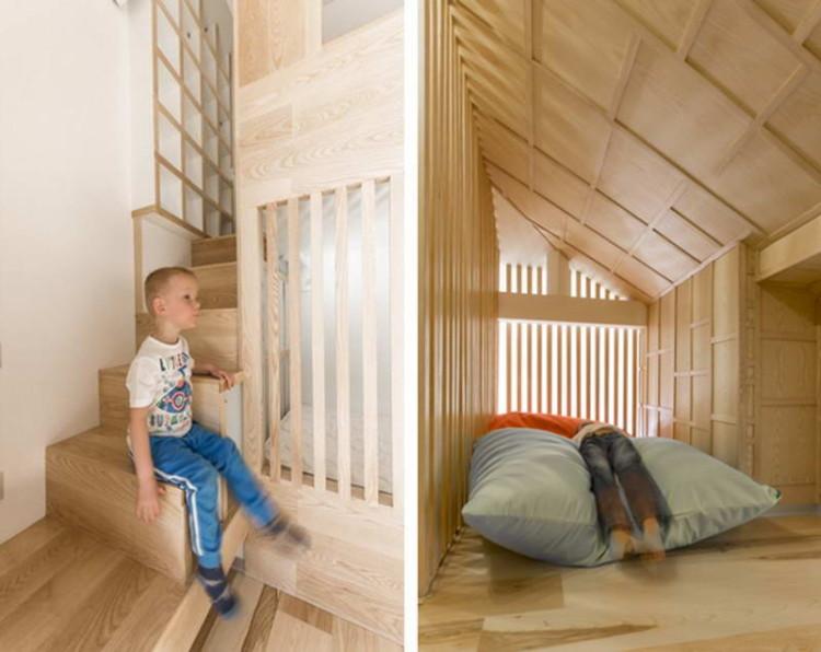 Детская комната в г. Юбилейный  RueTemple, Александр Кудимов, Дарья Бутахина
