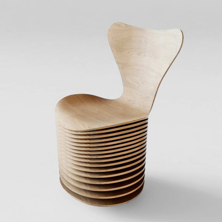 Jacobsens series 7 chair 1