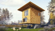 Серия загородных домов от Тотана Кузембаева