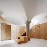 Квартира в подвале в Барселоне
