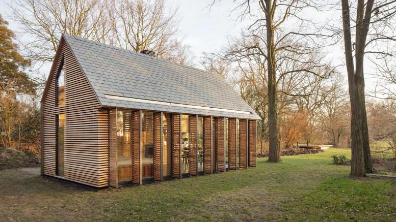 Дачный домик в Голландии 2