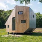 Автономный дом в Словакии