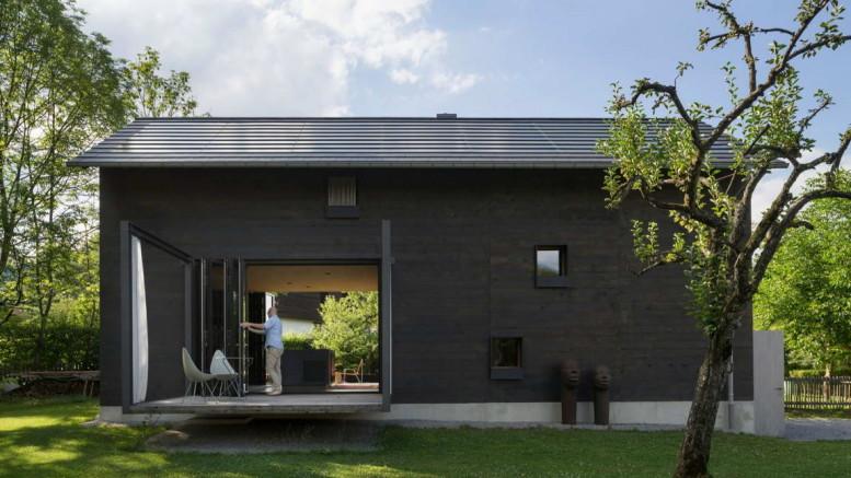 Деревянная дача архитекторов