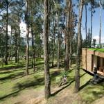 Экспериментальный домик в Эквадоре