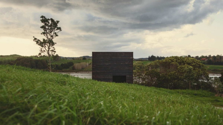 Домики для отдыха в Новой Зеландии